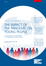 The impact of the pandemic on young people